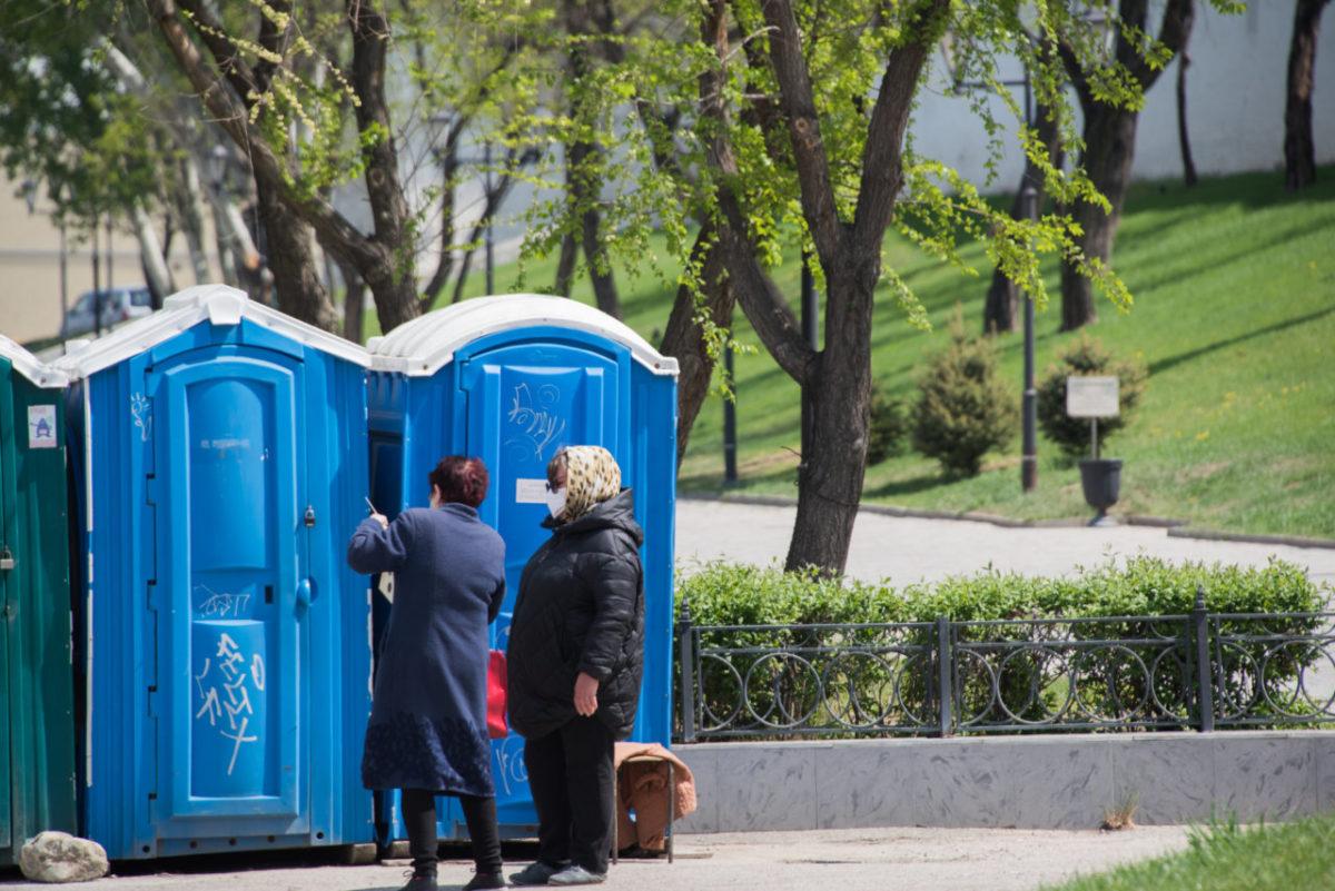 Астрахань продолжает сохранять низкий индекс самоизоляции