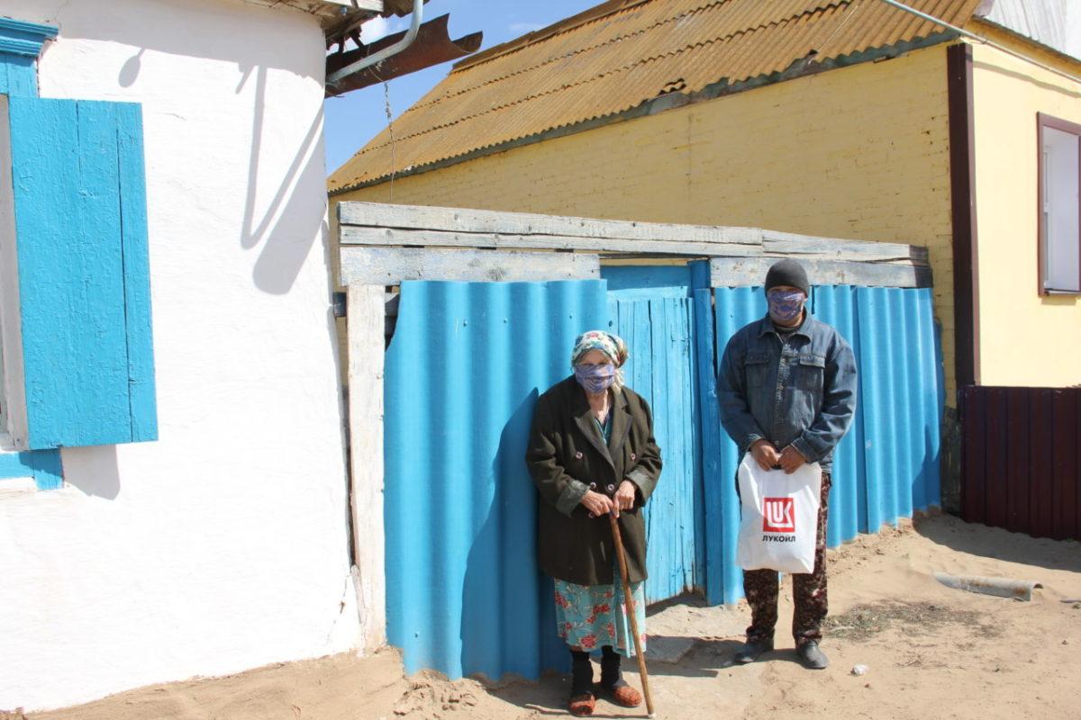 «ЛУКОЙЛ» помогает региону в борьбе с коронавирусом