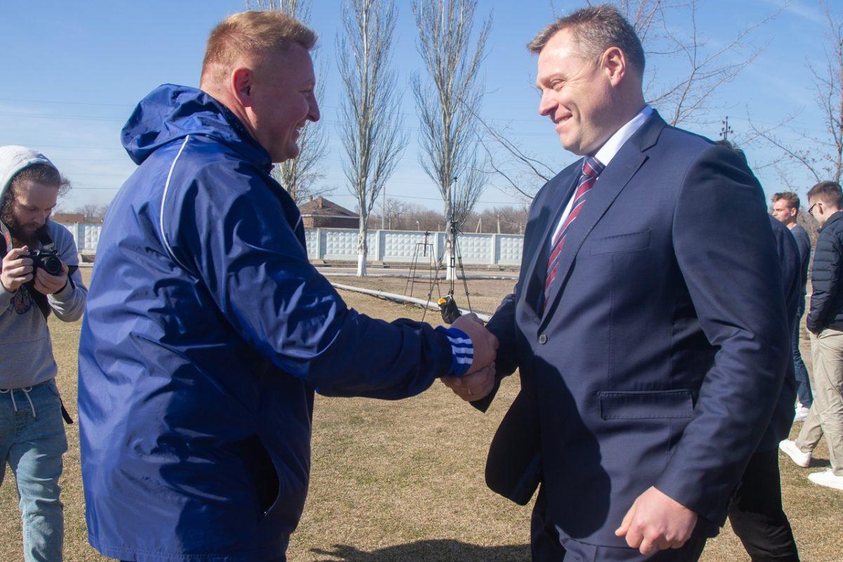 Хватит ли денег? Игорь Бабушкин поторопился поздравить «Волгарь» с выходом в ФНЛ