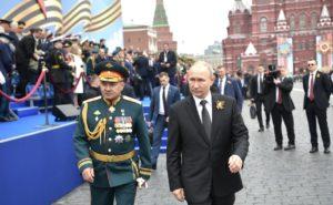 Путин объявил дату проведения Парада Победы