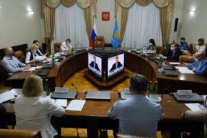 Астраханская область не готова ко второму этапу снятия ограничений