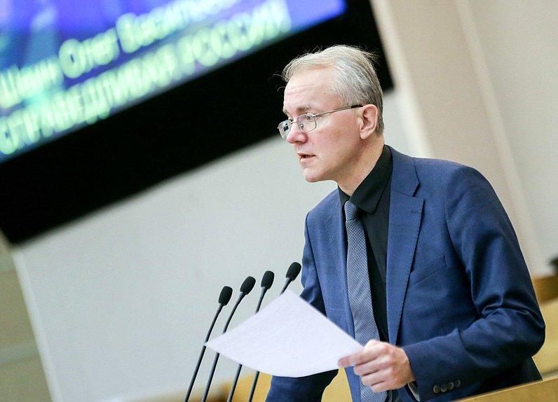 Олег Шеин запросил данные экспертизы по газохимическому заводу