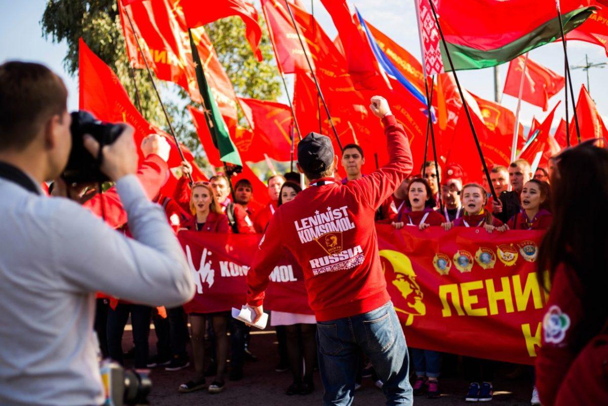 Социализм выбирает 40% российской молодежи