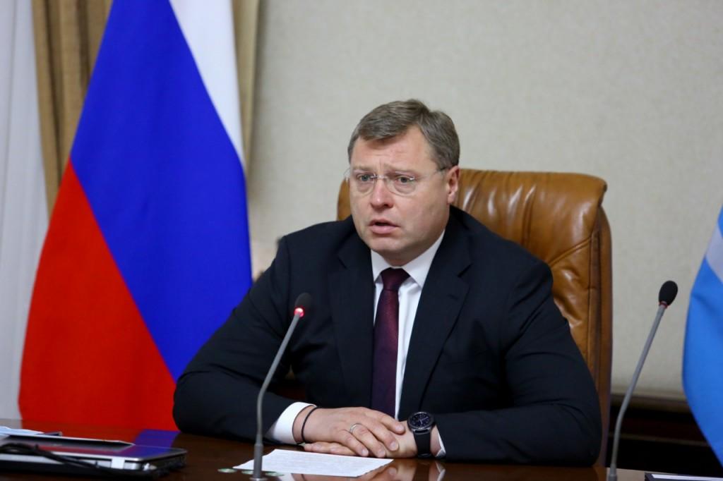 Игорь Бабушкин призвал усилить контроль за поведением астраханцев на улице