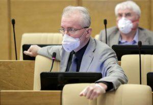 «Справедливая Россия» вносит бюджетные поправки