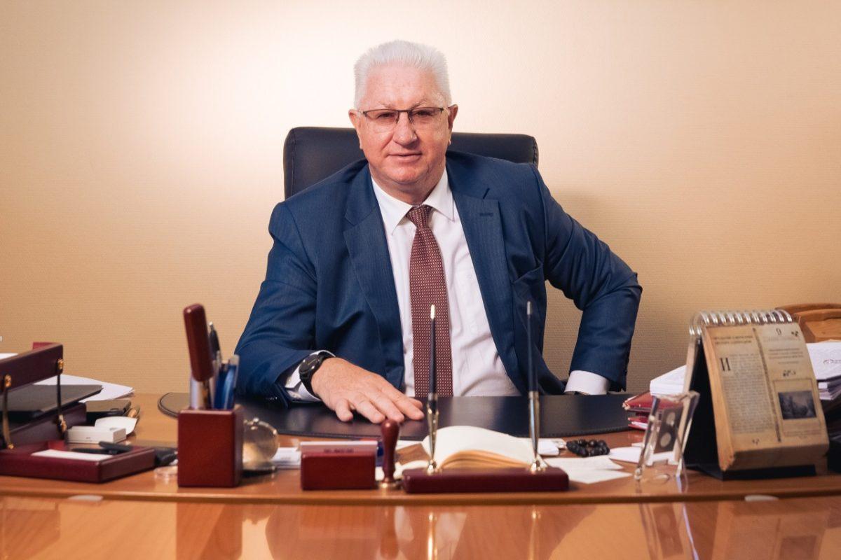 Ректор АГУ Константин Маркелов: Государство ставит в приоритет содействие развитию современной науки и связи