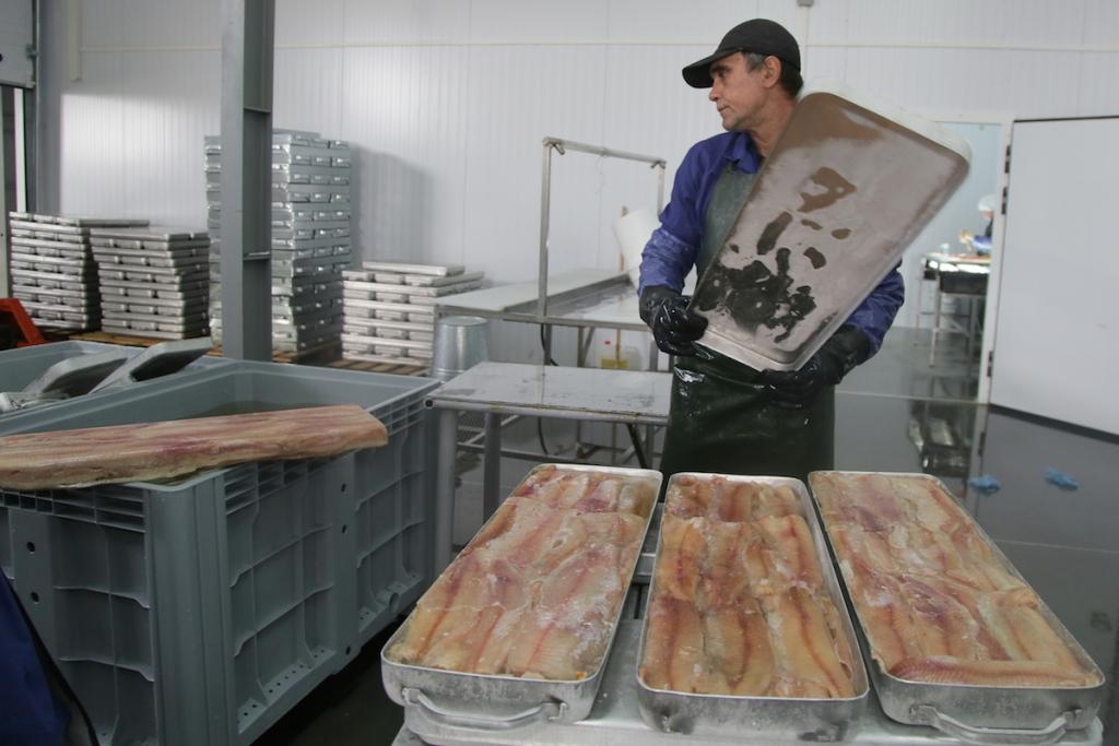 В странах Евросоюза растет спрос на астраханскую рыбу
