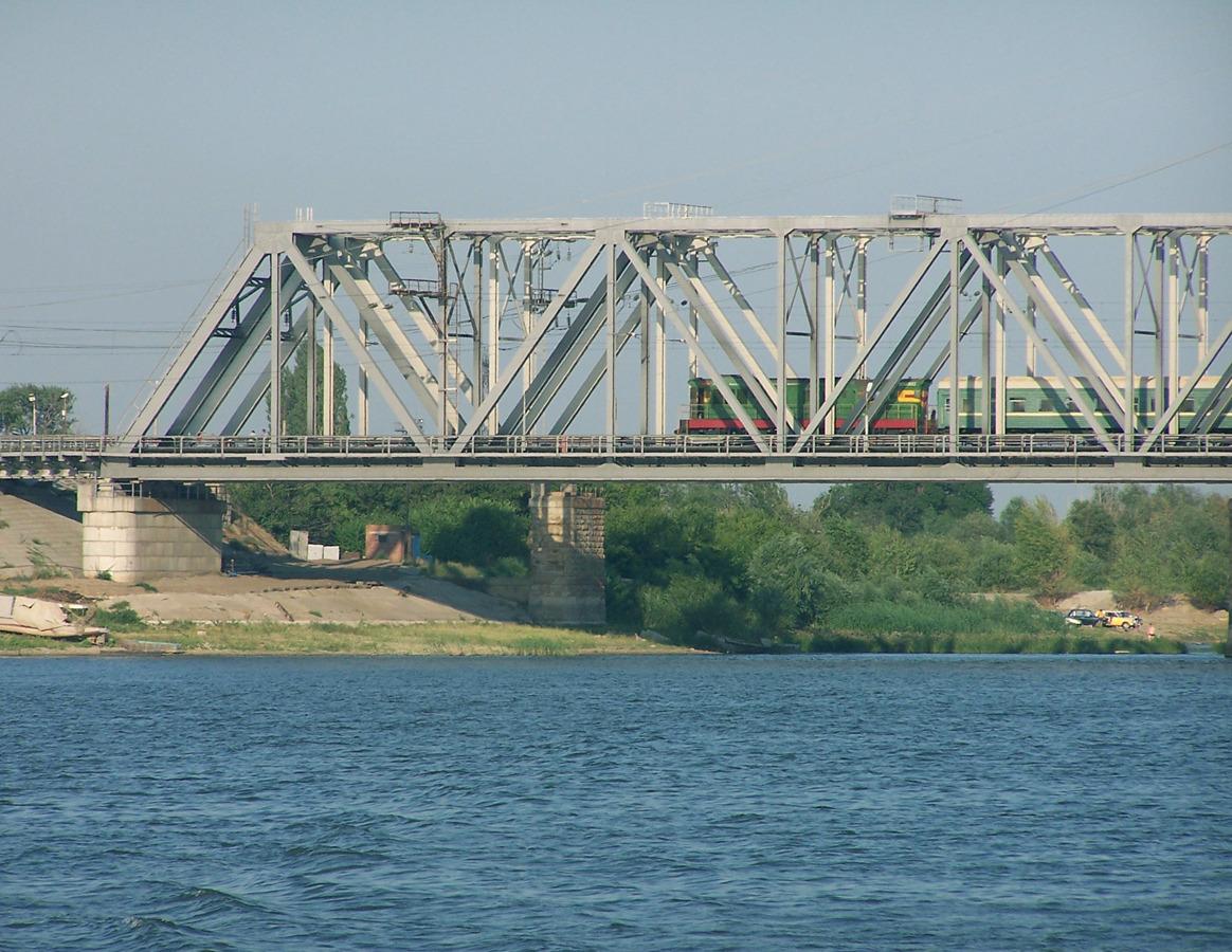 Железнодорожные мосты через Прямую и Кривую Болду оснастили камерами