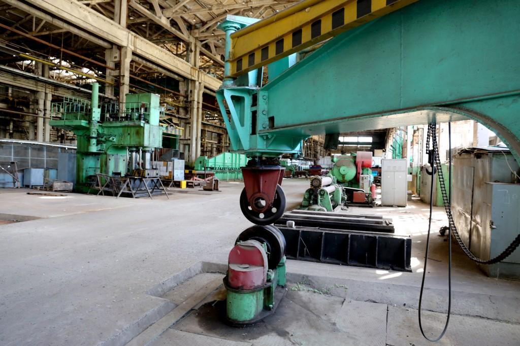 «Красные Баррикады» войдут в Каспийский кластер особых экономических зон