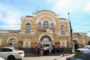 Городские власти продолжают штрафовать продавцов на Больших Исадах
