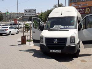Остановка автобусного сообщения с Астраханью дала преимущества нелегалам