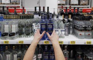 Во время самоизоляции россияне предпочитали пиво и водку