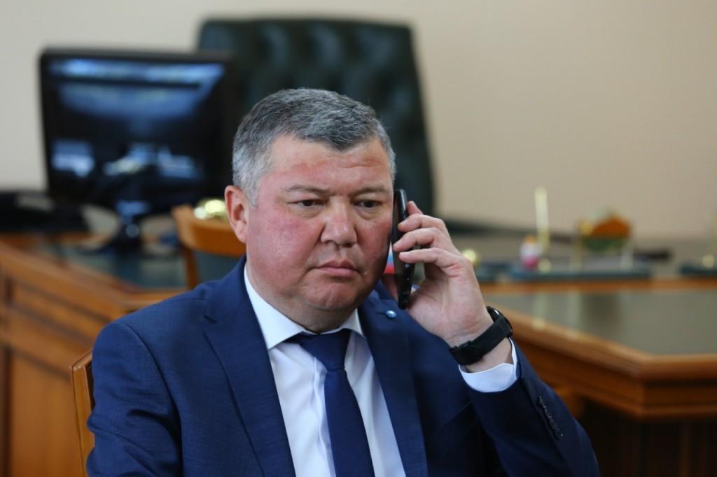 До выборов главой Красноярского района будет Руслан Бисенов