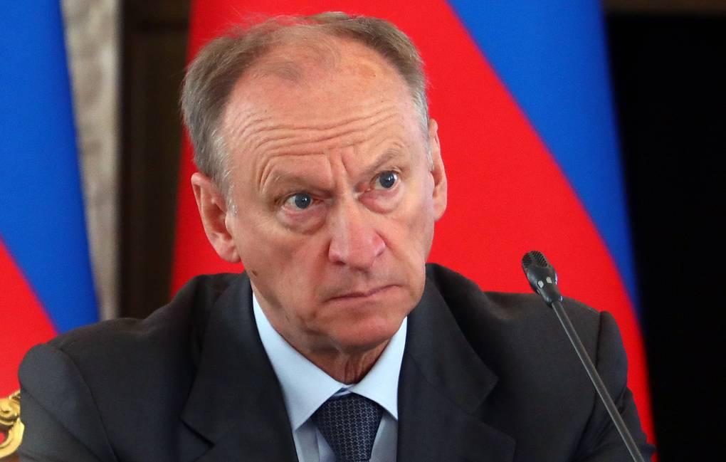 Патрушев рассказал о попытках Запада «раскачать» ситуацию в России
