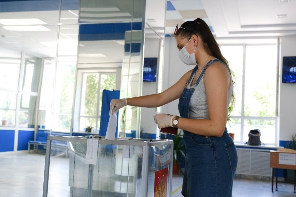 В Астраханской области стартовало голосование по поправкам в Конституцию