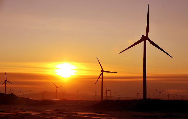 Ветроэлектростанции в Астраханской области могут появиться уже в 2021 году