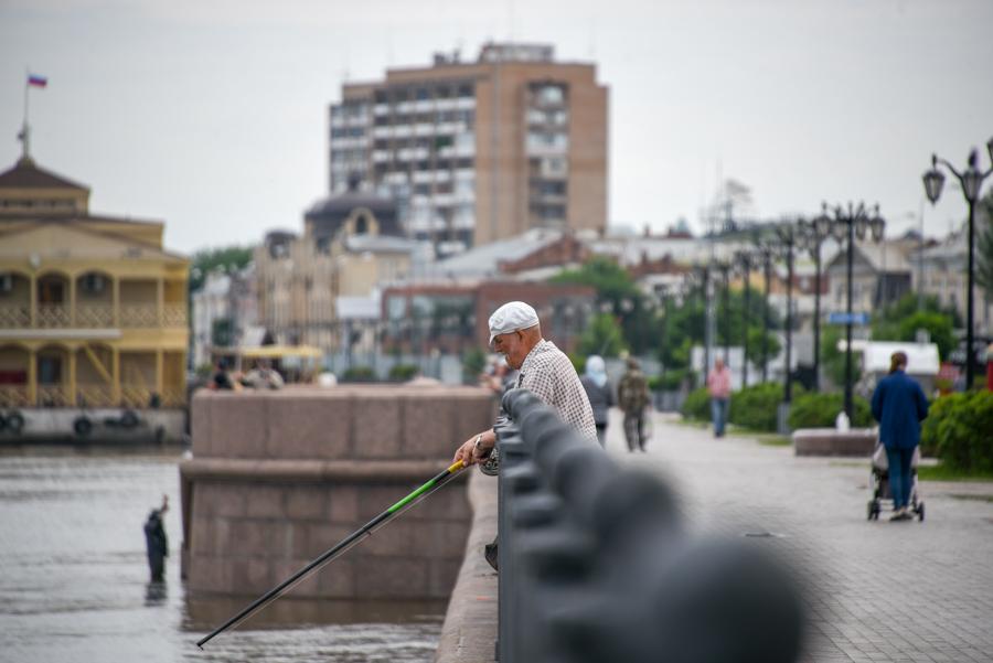 Дикая речная рыба может стать брендом Астраханской области