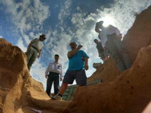 Раскопки древнего Итиля под Астраханью перенесли на 1 августа