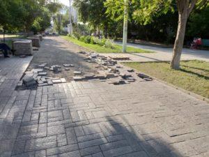 Астраханские власти хотят решить проблему с необустроенными парками за 15 лет