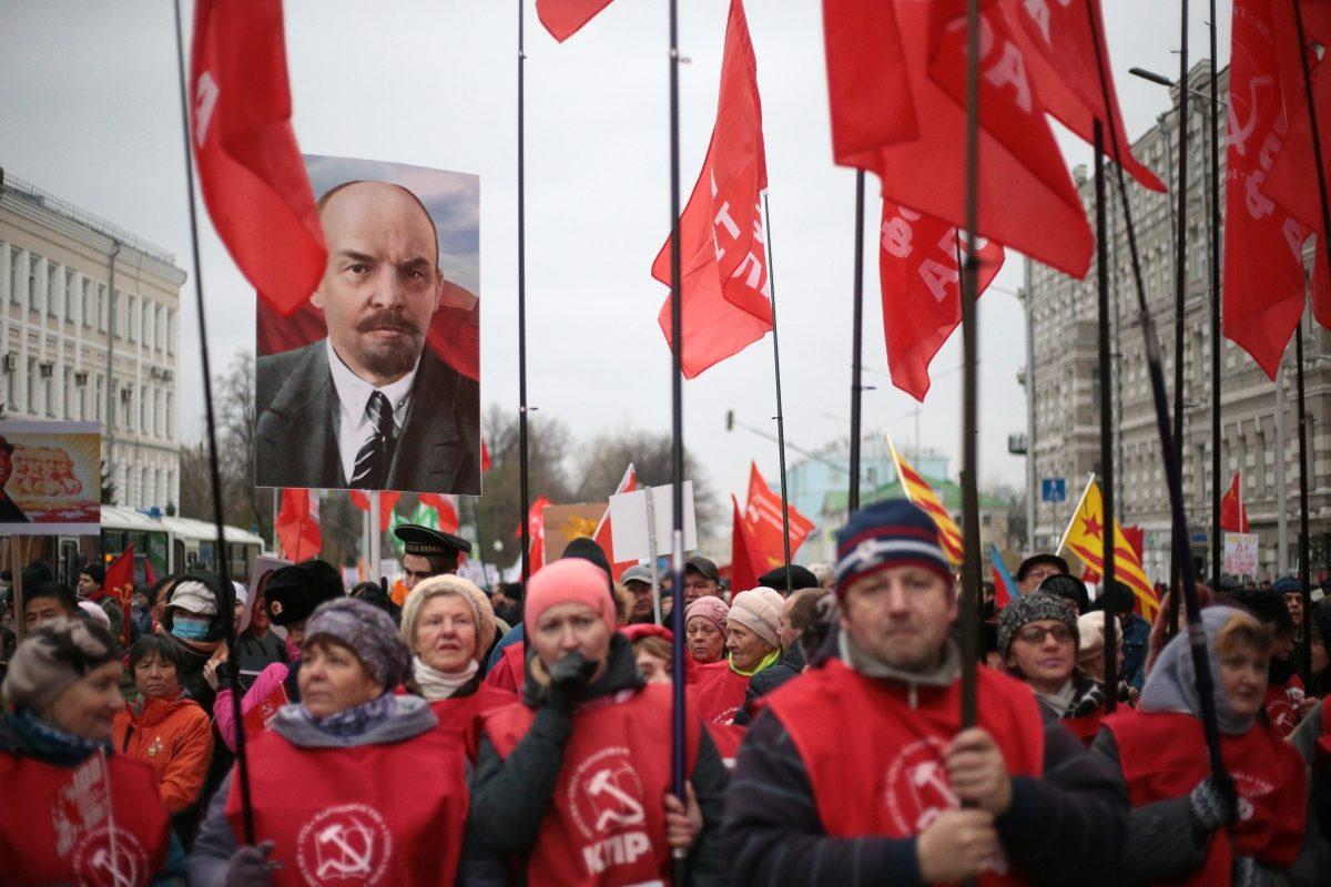 Коммунисты призывают голосовать против поправок в Конституцию РФ