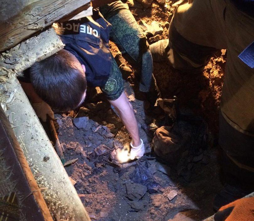 Пропавшего в марте мальчика нашли залитым в бетон в Астрахани