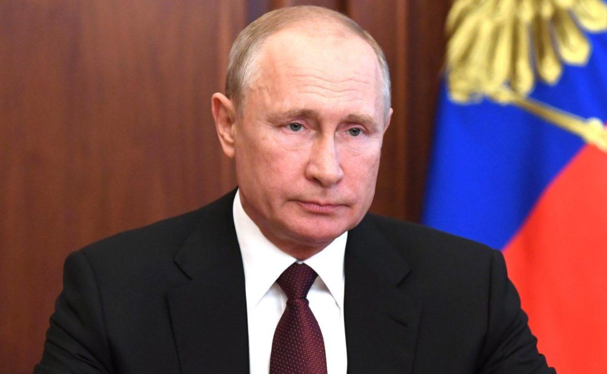 Путин рассказал, как Россия вырвала у эпидемии время