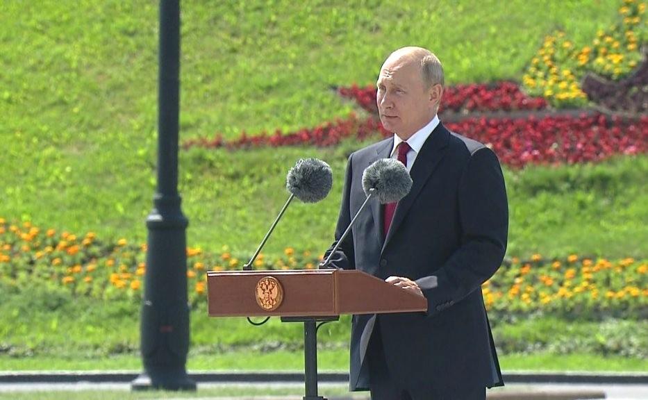 Путин рассказал об уверенном выходе России из пандемии