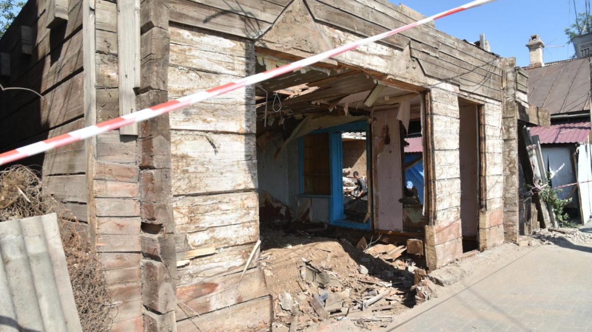 В Астрахани хотят контролировать состояние объектов культурного наследия с помощью инспекции