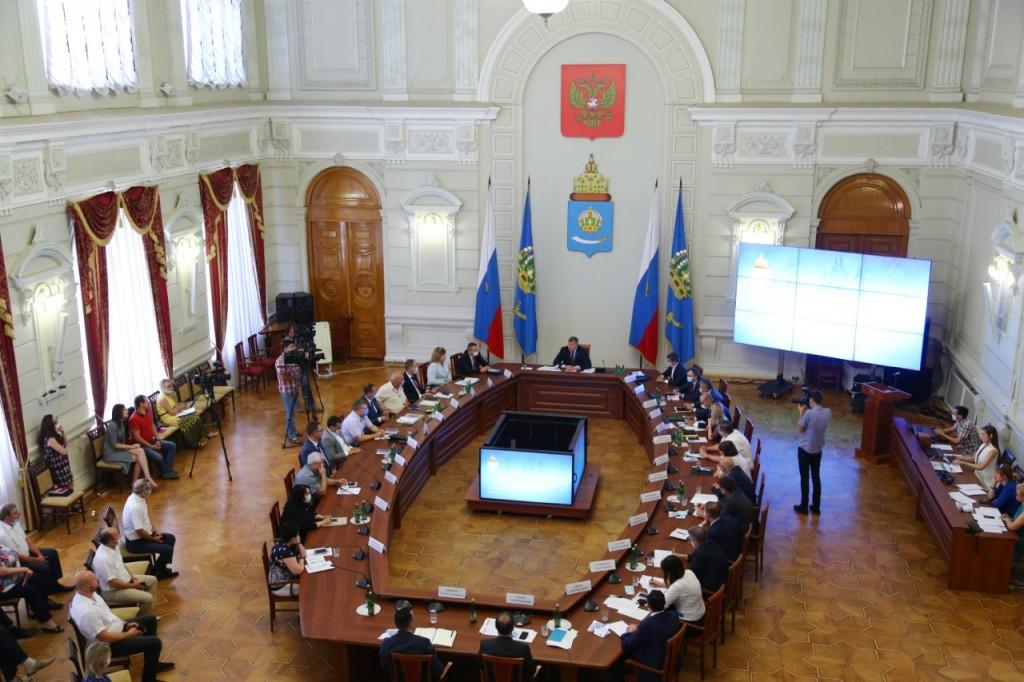 Каспийский экономический форум даст импульс развитию Астраханской области