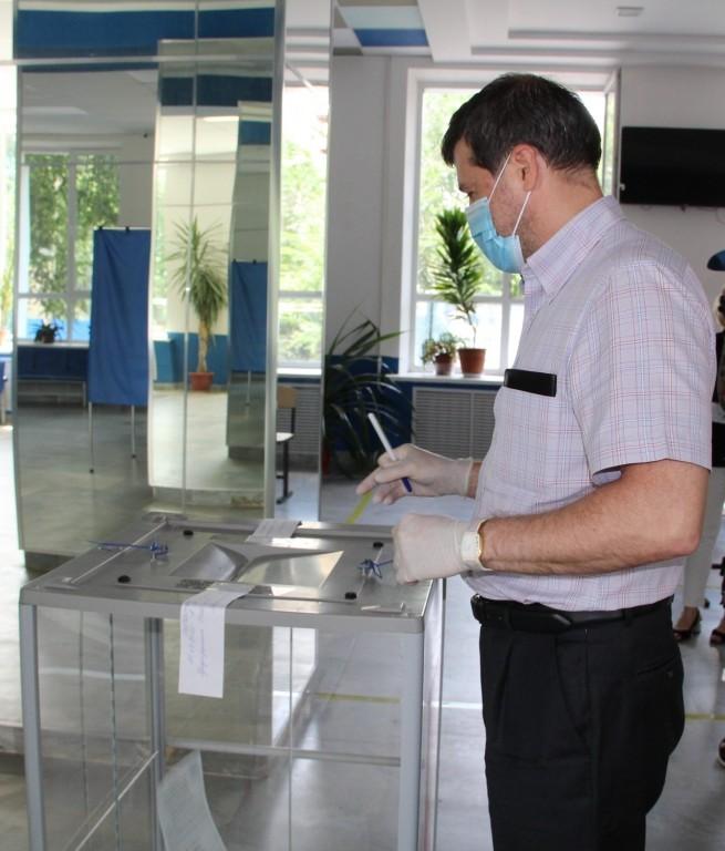 Алексей Спирин: «Голосование на избирательных участках абсолютно безопасно»