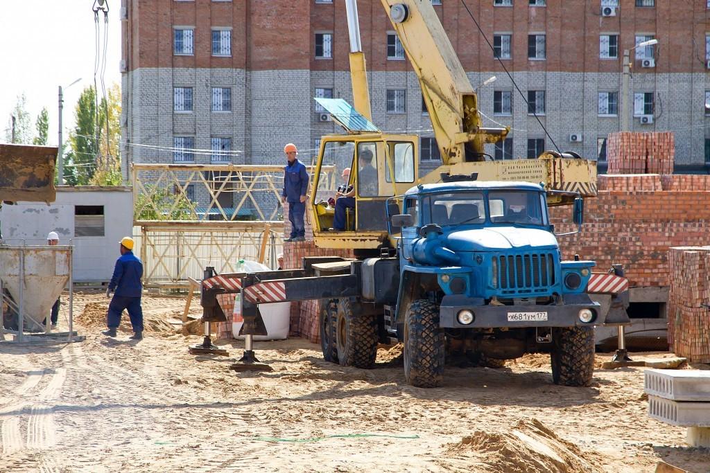 Психоневрологический интернат под Астраханью будет достроен в ноябре