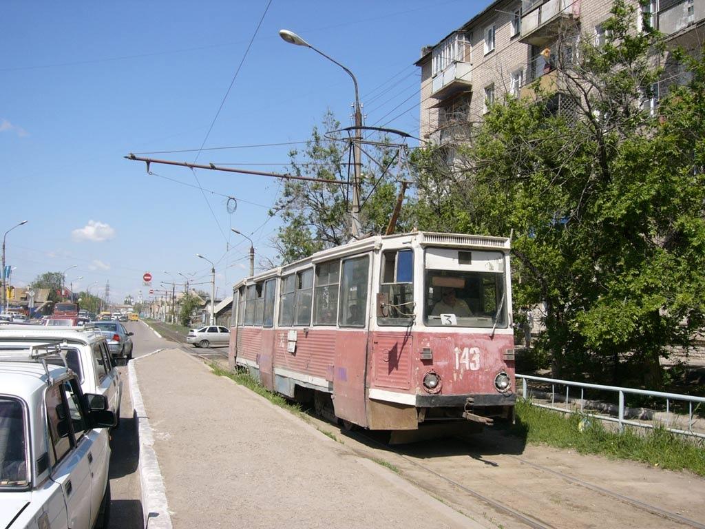 13 лет назад был закрыт астраханский трамвай