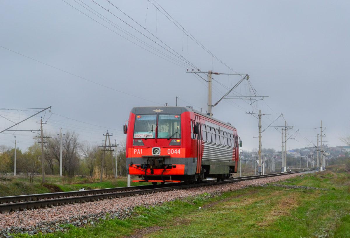 Железнодорожники выразили готовность запустить в Астрахани «городскую электричку»