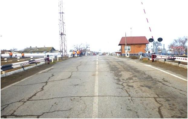 Железнодорожный переезд в Верхнем Баскунчаке будет временно закрыт 30 сентября