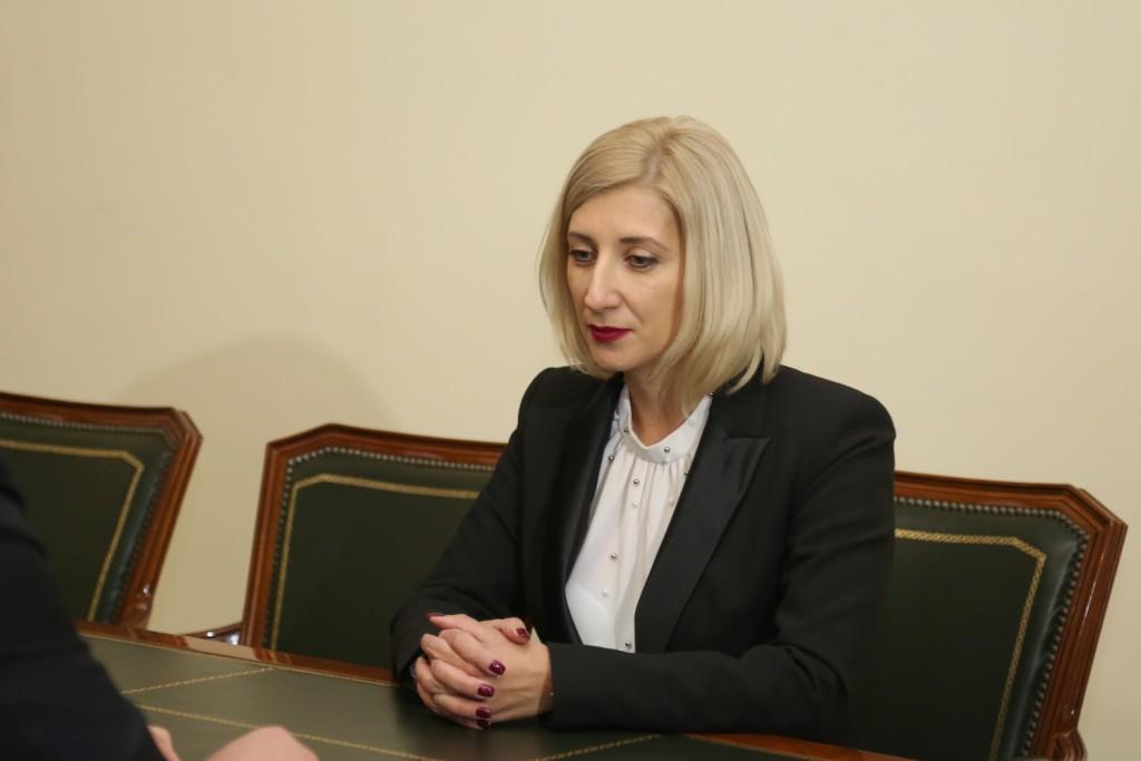Бывший астраханский министр здравоохранения ушла на повышение в Московскую область
