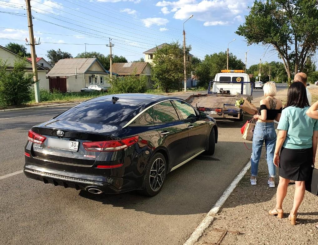 Астраханская автоледи накопила 50 штрафов за превышение скорости