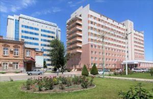 Нейрохирургический пациент спасен медиками ковидного госпиталя АМОКБ