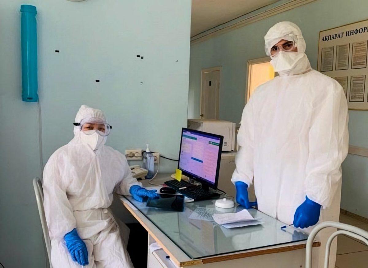 Врачи из Астрахани рассказали о борьбе с коронавирусом в Казахстане