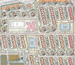 На Началовском шоссе построят микрорайон со школой и детсадами