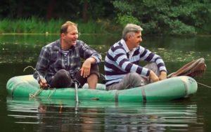 Актер Федор Добронравов посоветовал всем рыбачить в Астрахани