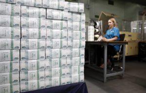 Астраханская область «подарила» Москве 133 млрд рублей