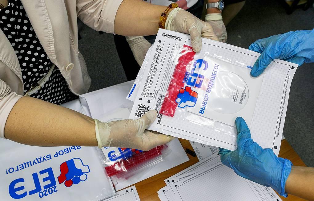 В Астрахани опровергли информацию об обнулении результатов ЕГЭ