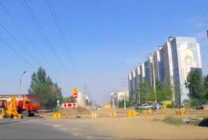 В Астрахани начали соединять улицу Куликова и Казачий