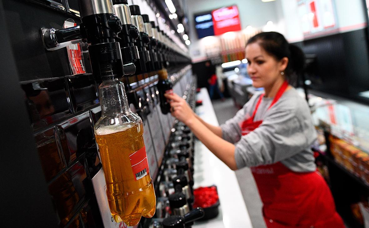 Астраханские власти будут бороться с нелегальным пивом