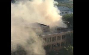 «Школа старая, нужно построить новую» — поджигатель школы в Астрахани объяснил свой поступок