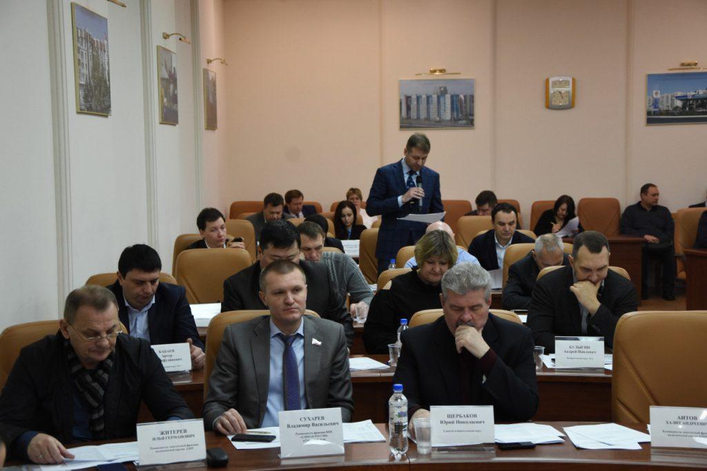 Шесть действующих депутатов Городской Думы пошли на выборы самовыдвиженцами