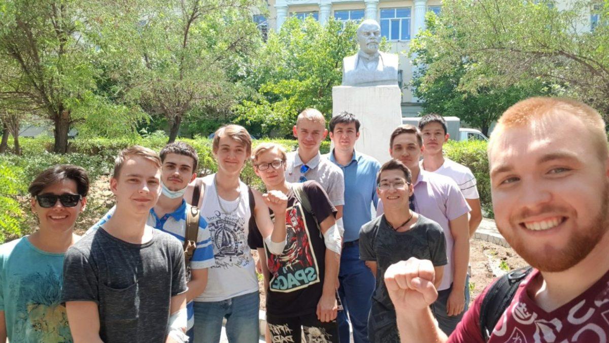 В Астрахани появилось молодежное донорское движение