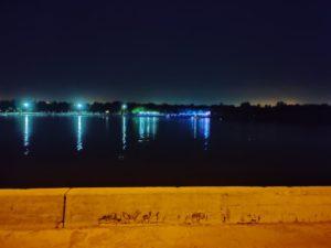 Жителей Комсомольской набережной возмутила ночная дискотека на острове