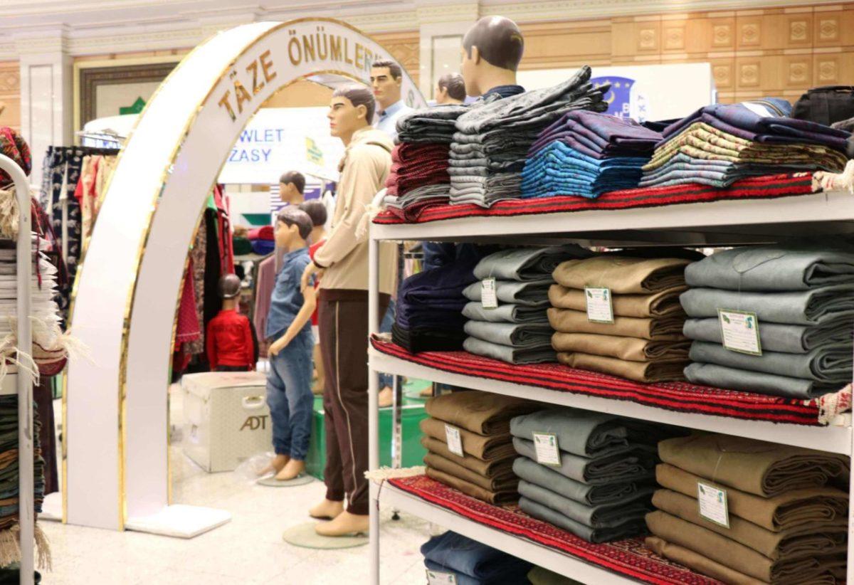 Предприятия Туркменистана хотят поставлять в Астраханскую область текстиль и пряжу