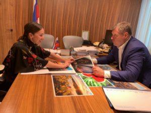 Глава Ростуризма оценила большой туристический потенциал Астраханской области